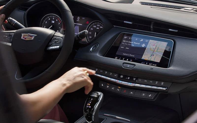 Cadillac XT4 Technology