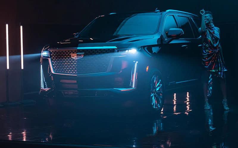 Cadillac Escalade Styling