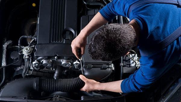A/C System Repair