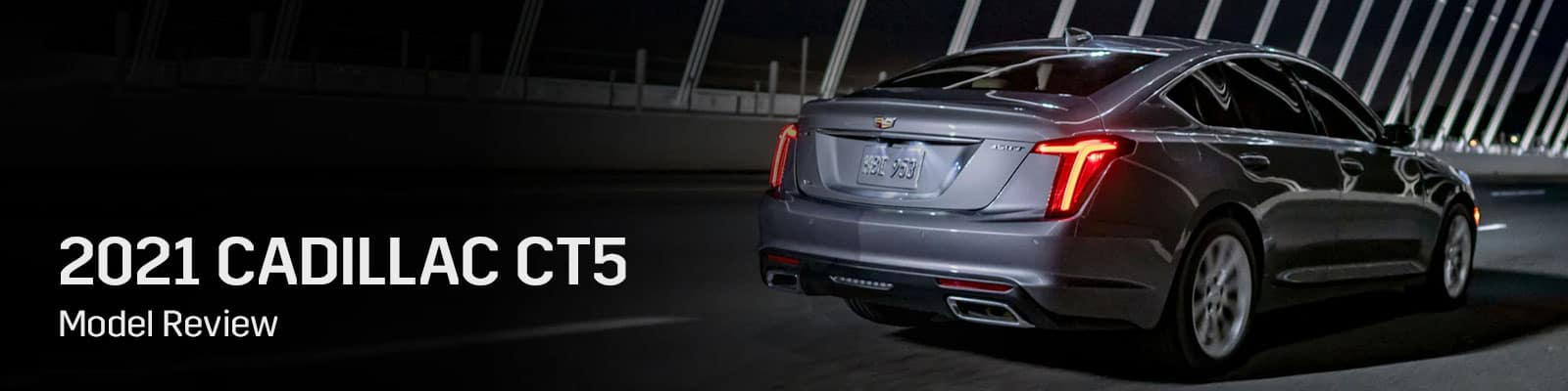2021 Cadillac CT5 Model Overview - Germain Cadillac of Easton