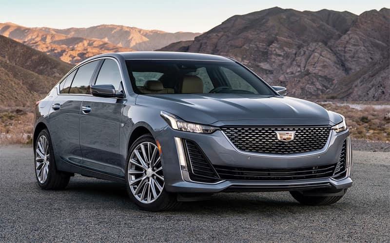 Cadillac CT5 Performance