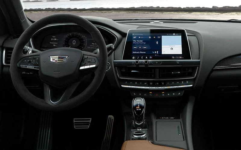 Cadillac CT5 Technology