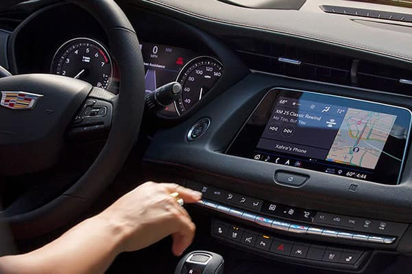 Cadillac User Experience Personalization