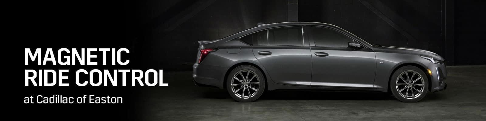 Cadillac Magnetic Ride Control - Germain Cadillac of Easton