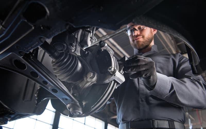 Cadillac Brake Service Technician