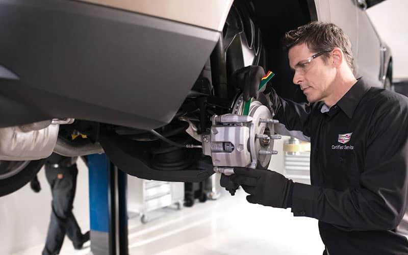 Cadillac Brake Service