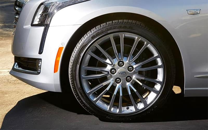 Cadillac Tires