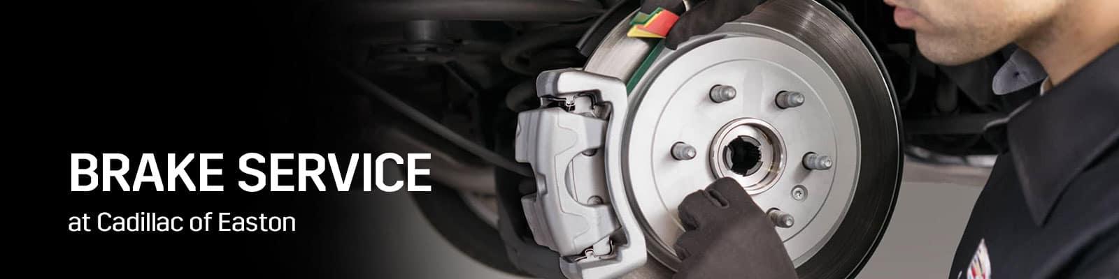 Cadillac Brake Service & Repair in Columbus