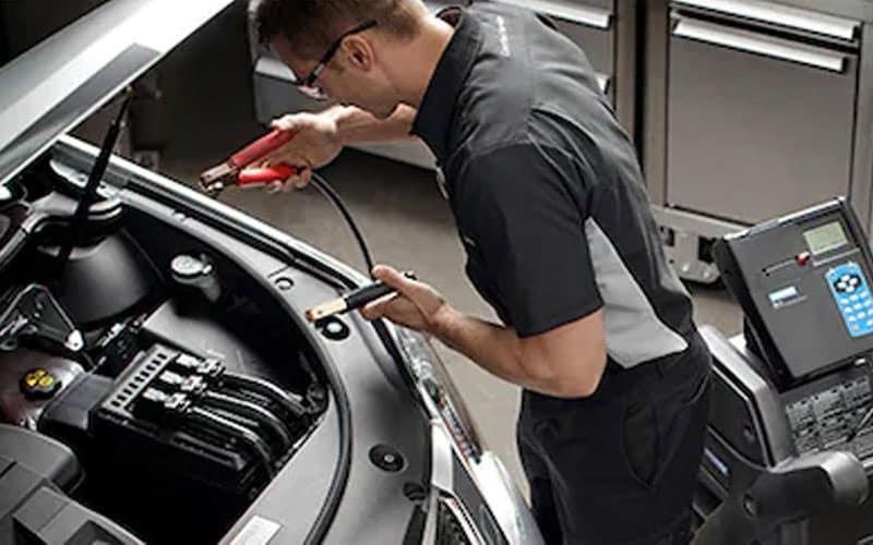 Cadillac Battery Service