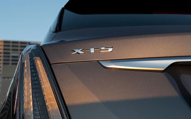 Cadillac XT5 Safety
