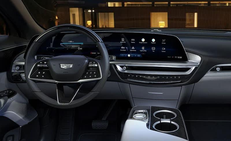 Cadillac Lyriq Technology