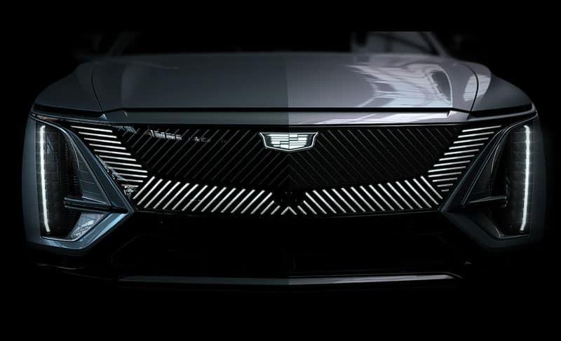 Cadillac LYRIQ Styling