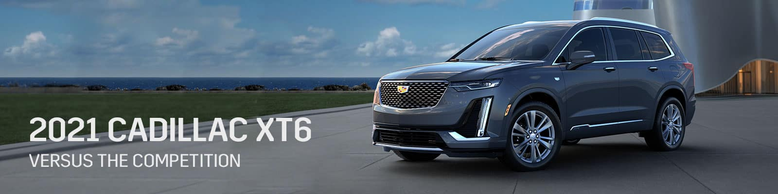 2021 Cadillac XT6 vs Competition - Germain Cadillac of Easton