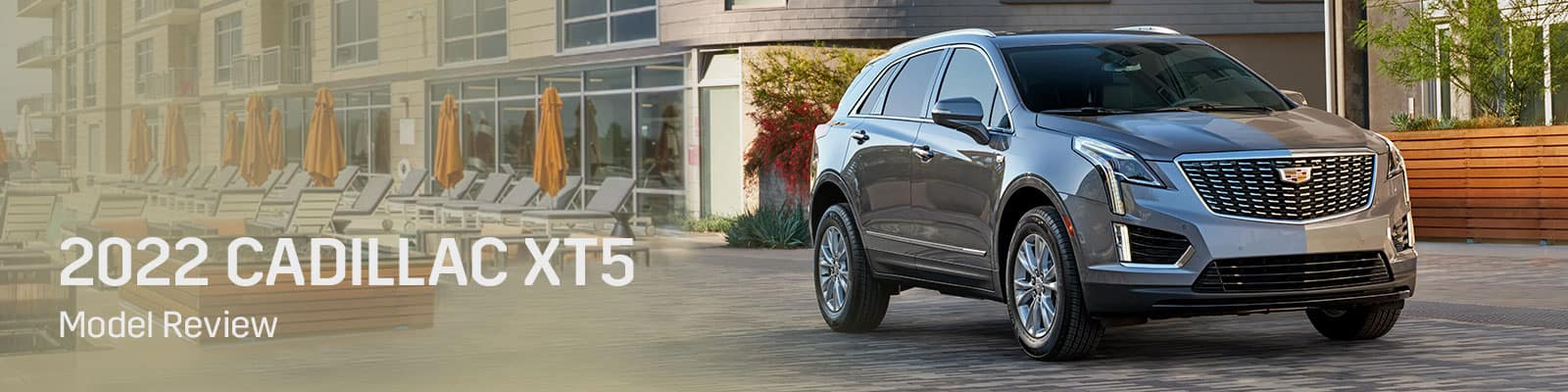 2022 Cadillac XT5 Model Overview - Germain Cadillac of Easton