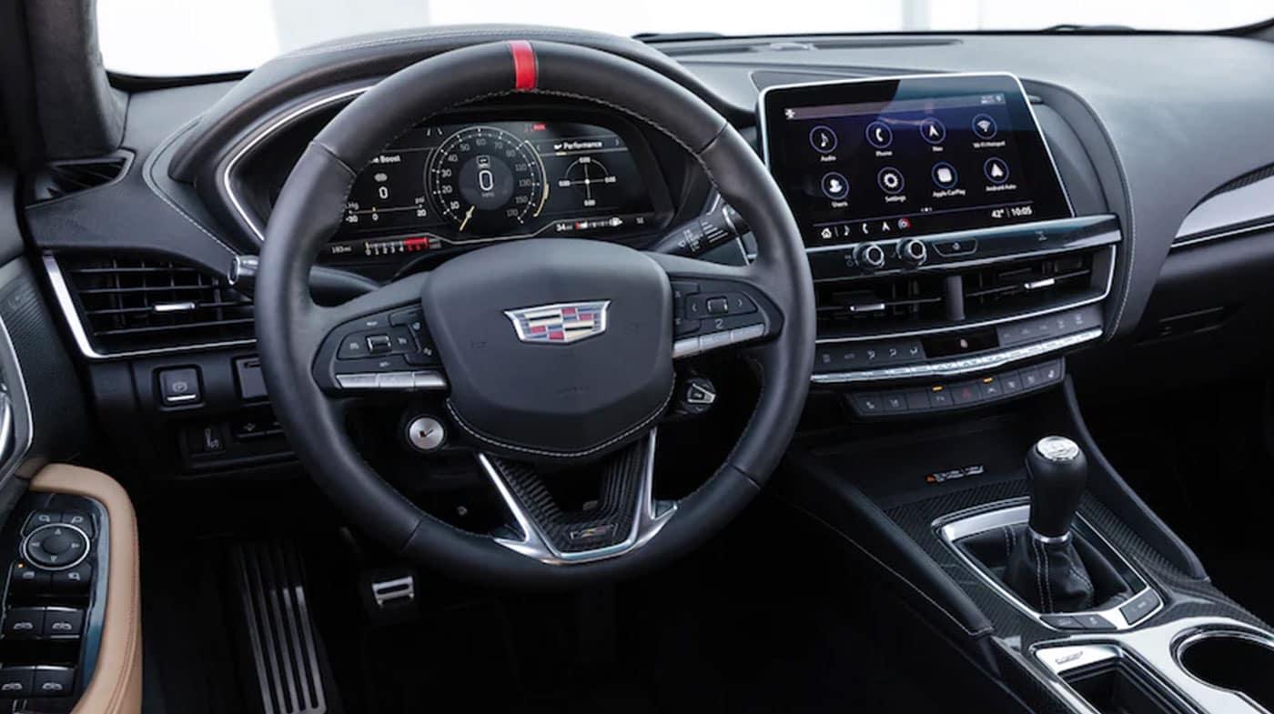 Cadillac CT5-V Blackwing Interior