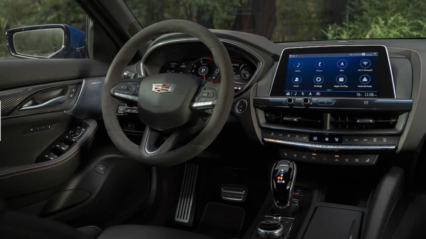 Cadillac CT5-V Interior