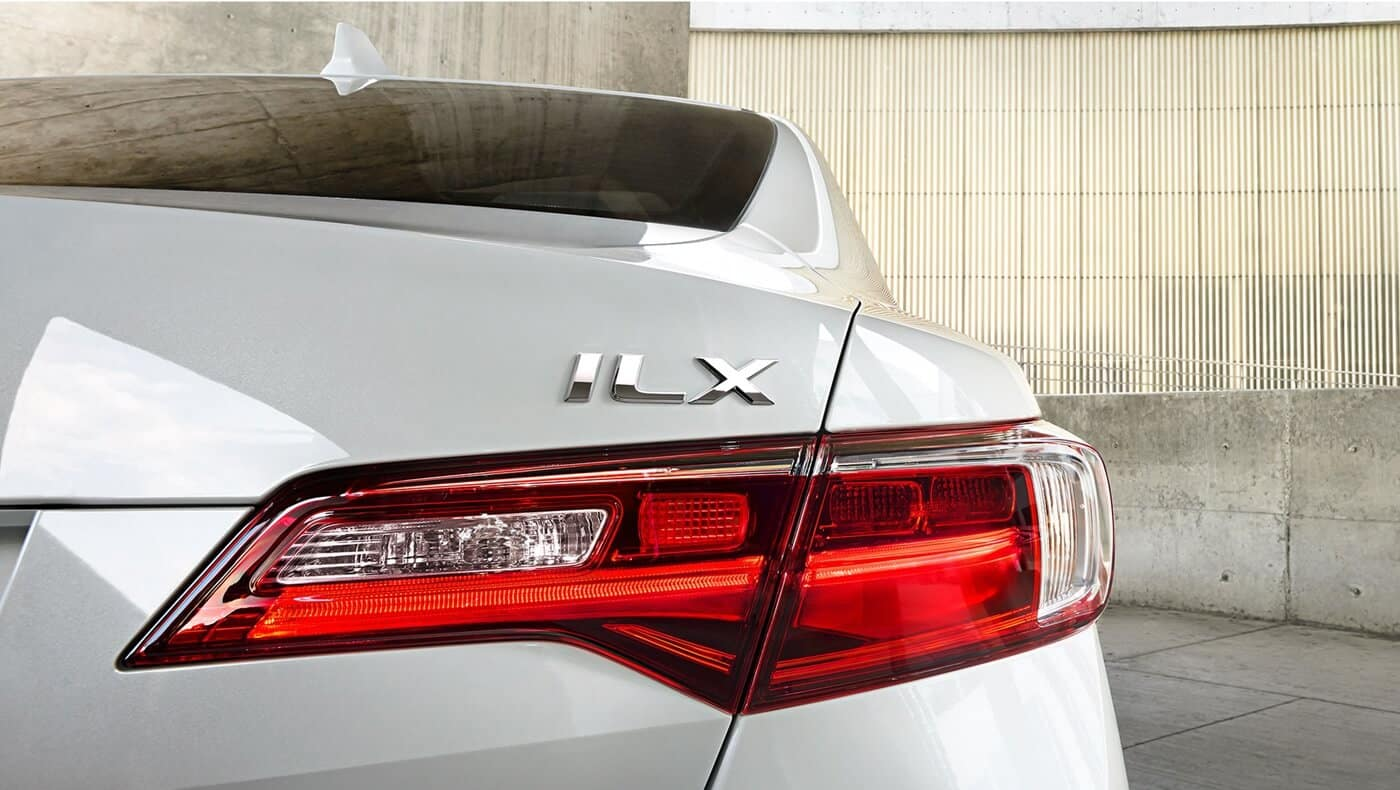 2018 Acura ILX Badge