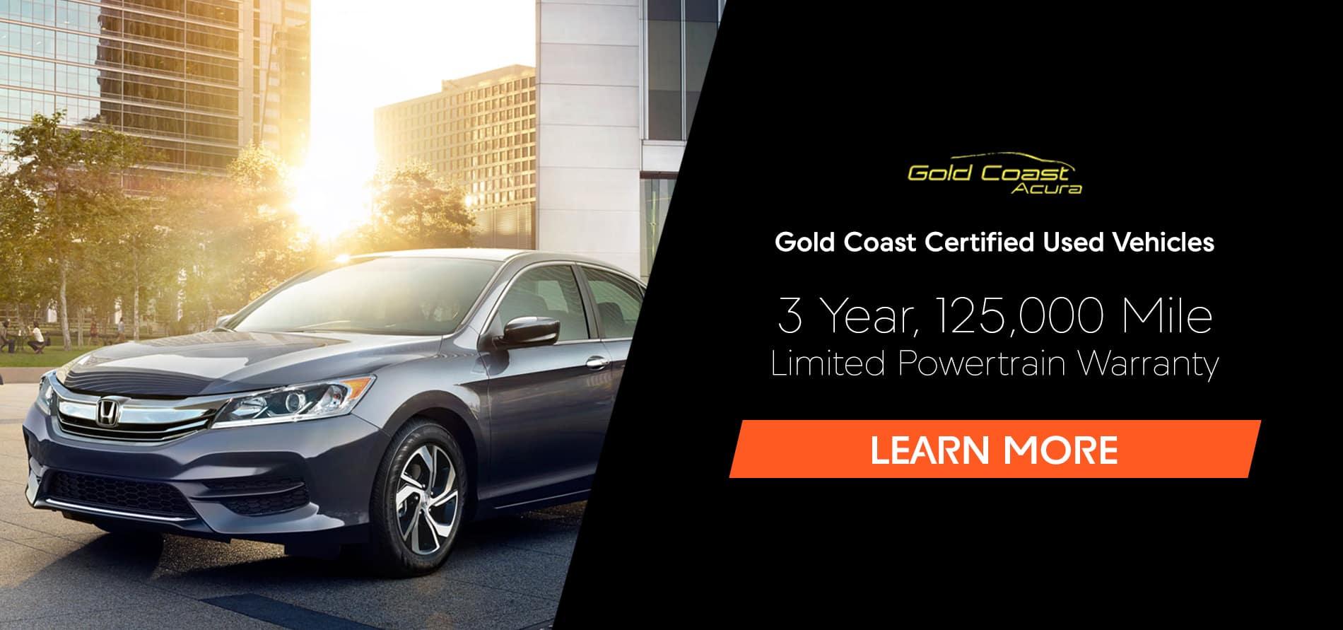 Gold coast certified
