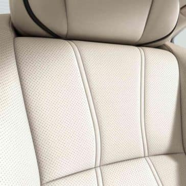 2018 Acura RLX Upholstery detail