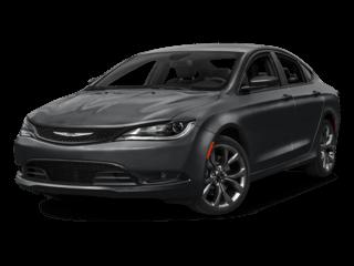 Chrysler 200 in gray