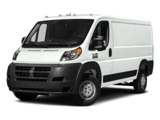 ProMaster Cargo van in white