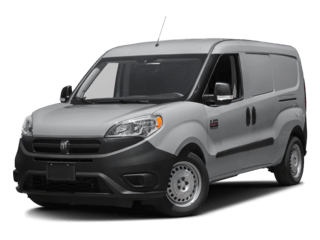 ProMaster Cargo City van in medium gray