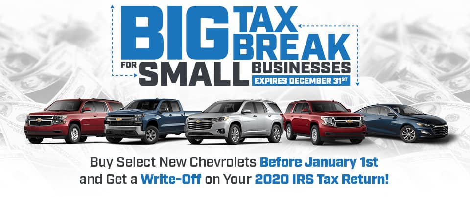 BUY SELECT NEW FORDS BEFORE JAUARY 1ST AND GET A WRITE-OFF ON YOUR 2020 IRS TAX RETURN