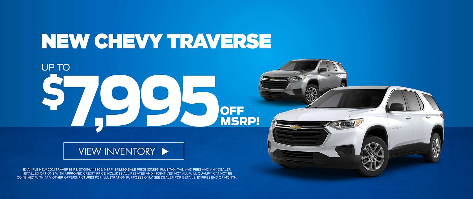 Traverse - New Chevy