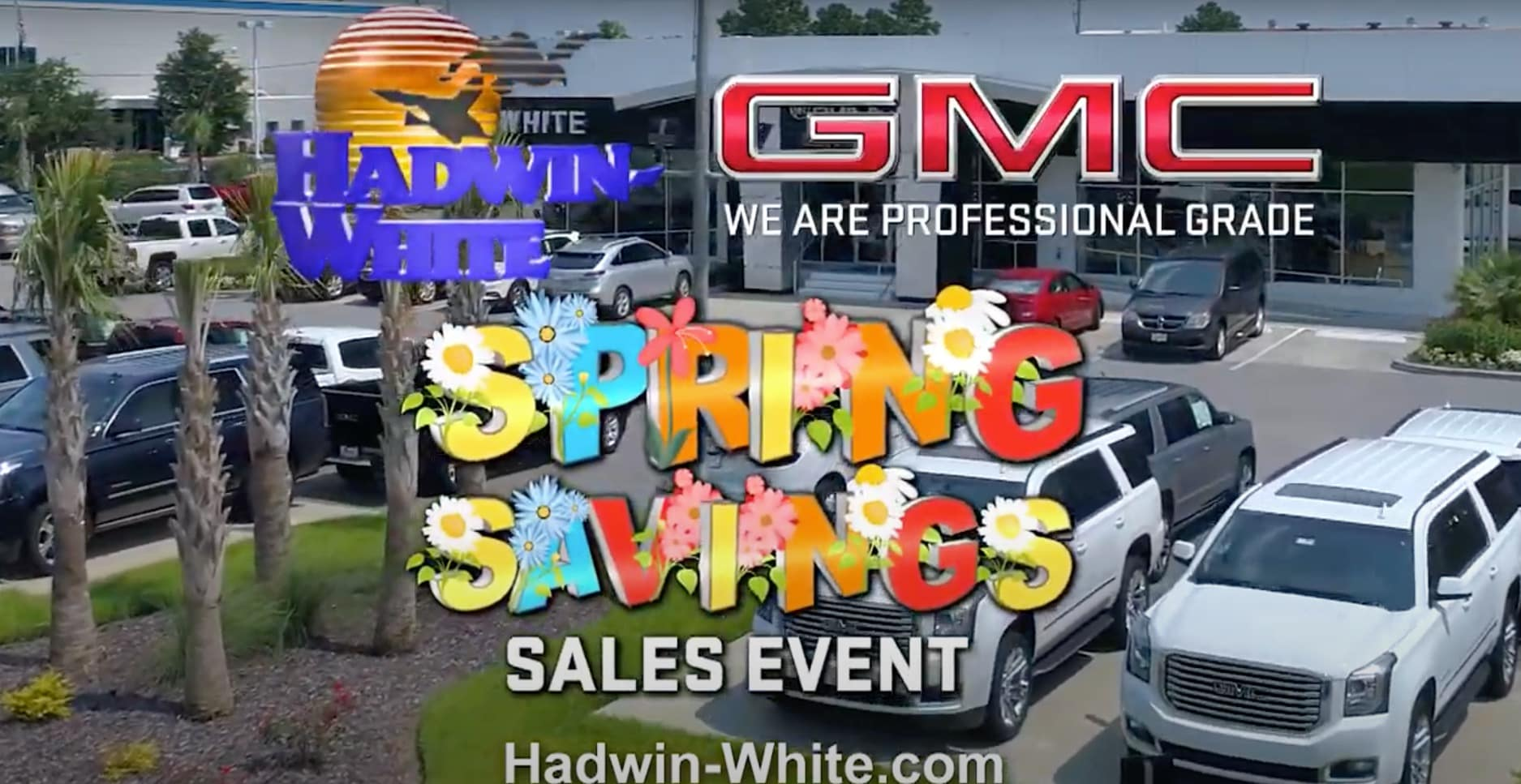 GMC SUV Spring Savings Sale