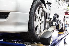 4-Wheel Tire Alignments $119.95