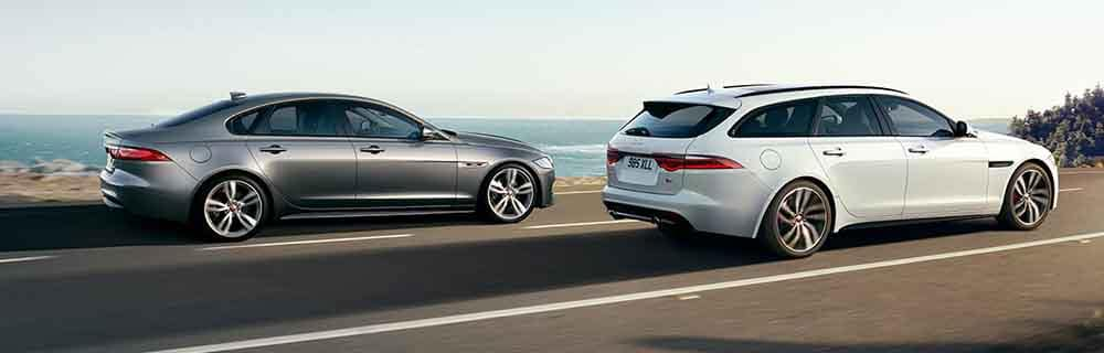 How Does All Surface Progress Control Work on the Jaguar XF?