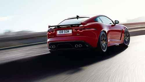Jaguar F-Type Performance