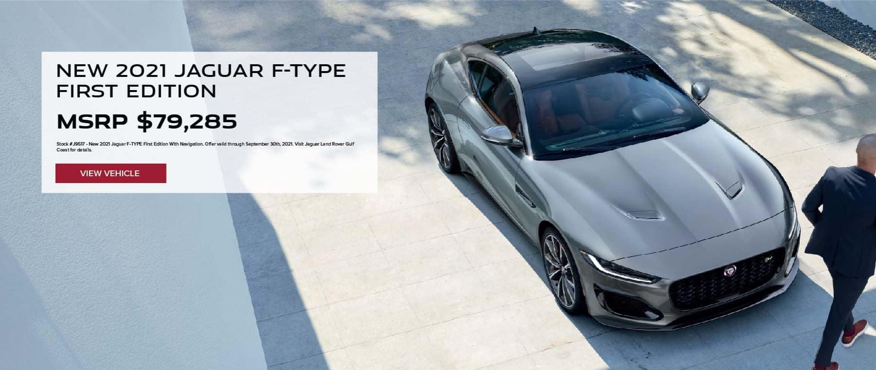Jaguar Gulf Coast_F-TYPE SEPT