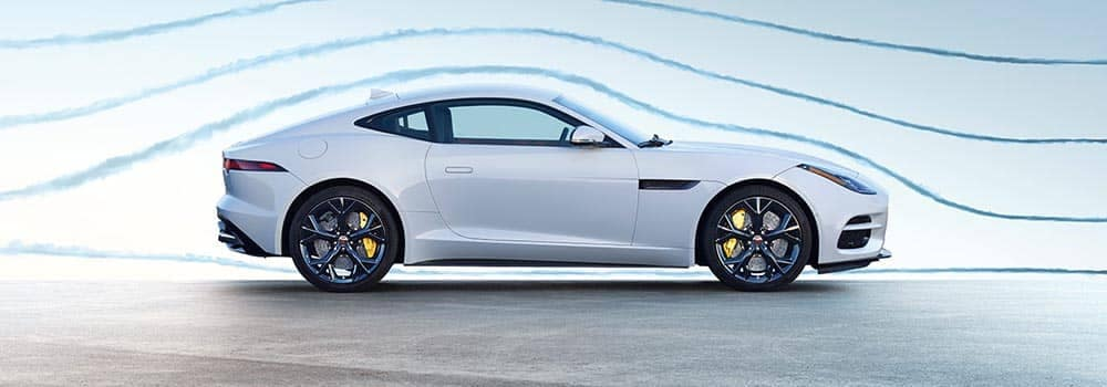 2019 Jaguar F-TYPE Side Profile