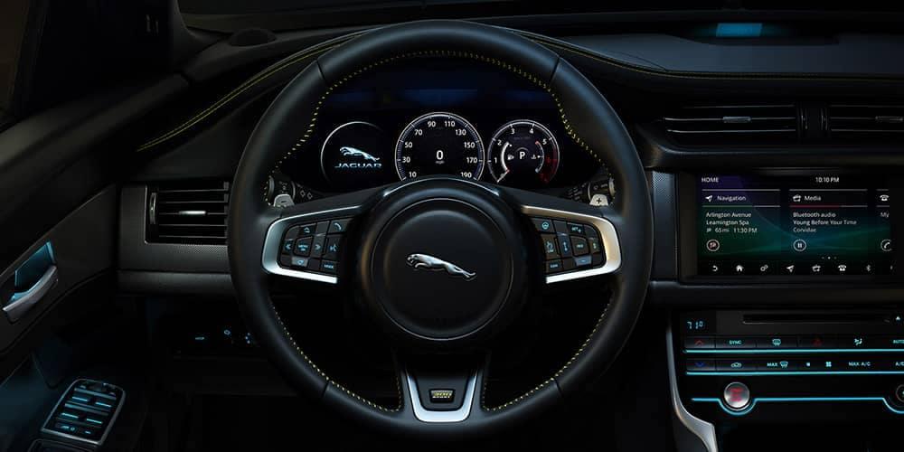 2019 Jaguar XF Interior Dash