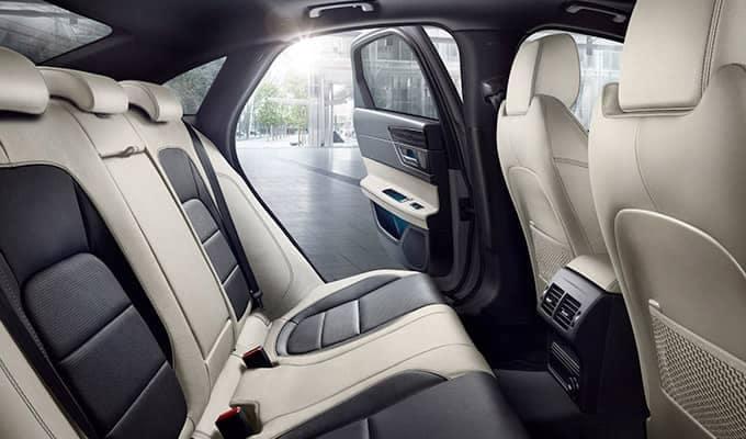 2019 Jaguar XF Interior Seating