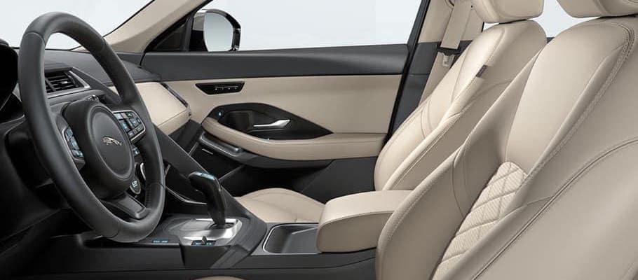 2019 Jaguar E-PACE Interior Cabin