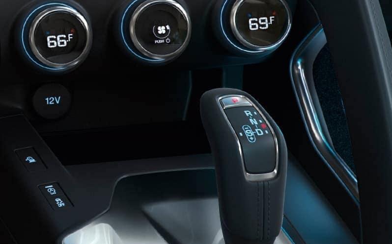 2019 jaguar e-pace interior gear shift