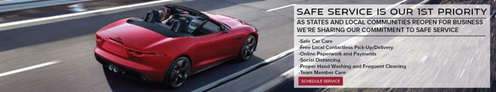 Jaguar Gulf Coast_Safe Service