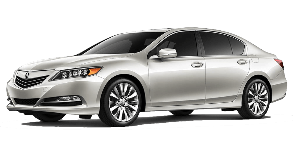 2017 Acura RLX light exterior model