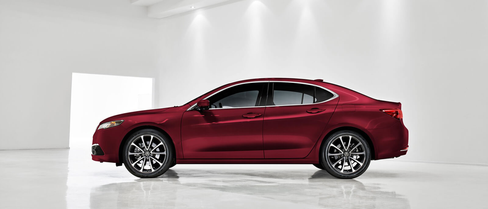 2017-Acura-TLX Side