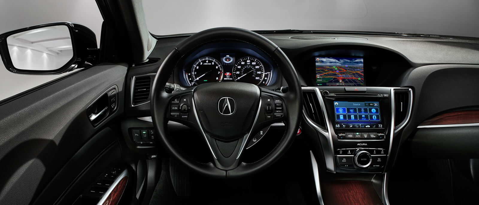 experience the gulf coast in an acura tlx