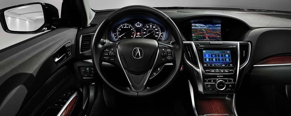 Acura TLX Technology