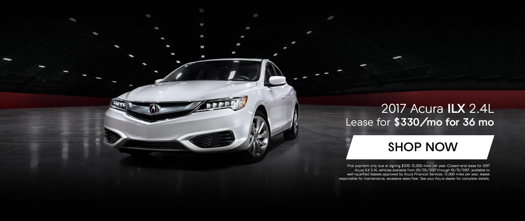 2017 ILX Offer