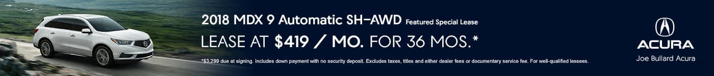 MDX Offer