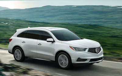 Acura MDX Research