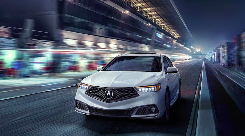 2020 Acura TLX in Mobile