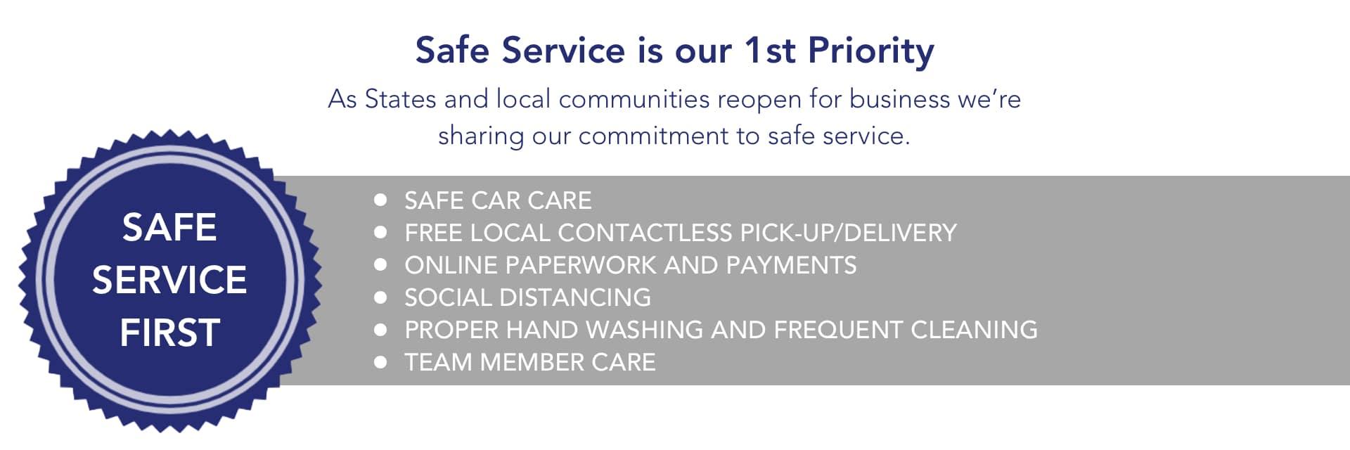 Safe Service