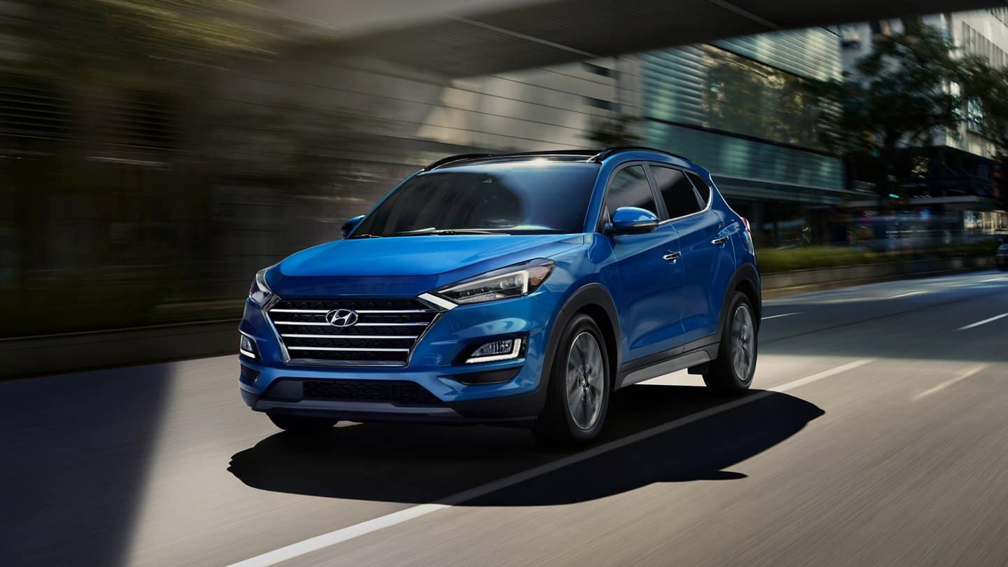Click here to learn about the new features in the 2021 Hyundai Tucson today!