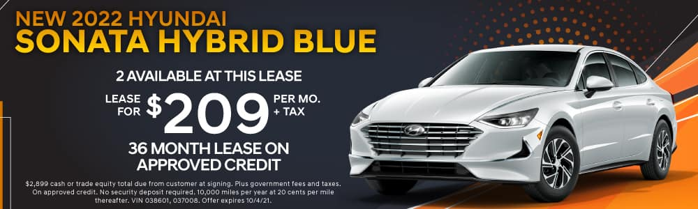 New 2022 Hyundai Sonata Hybrid